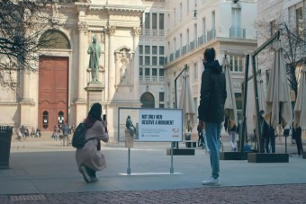 تبلیغات به مناسبت روز جهانی زن