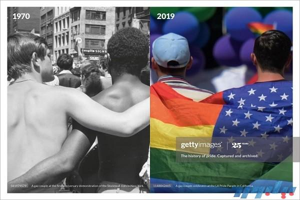 تصویر شماره کمپین برند Getty Image در آلمان