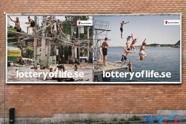 تصویر شماره کمپینی در سوئد از زندگی روزمره مردم