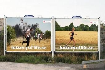 کمپینی در سوئد از زندگی روزمره مردم